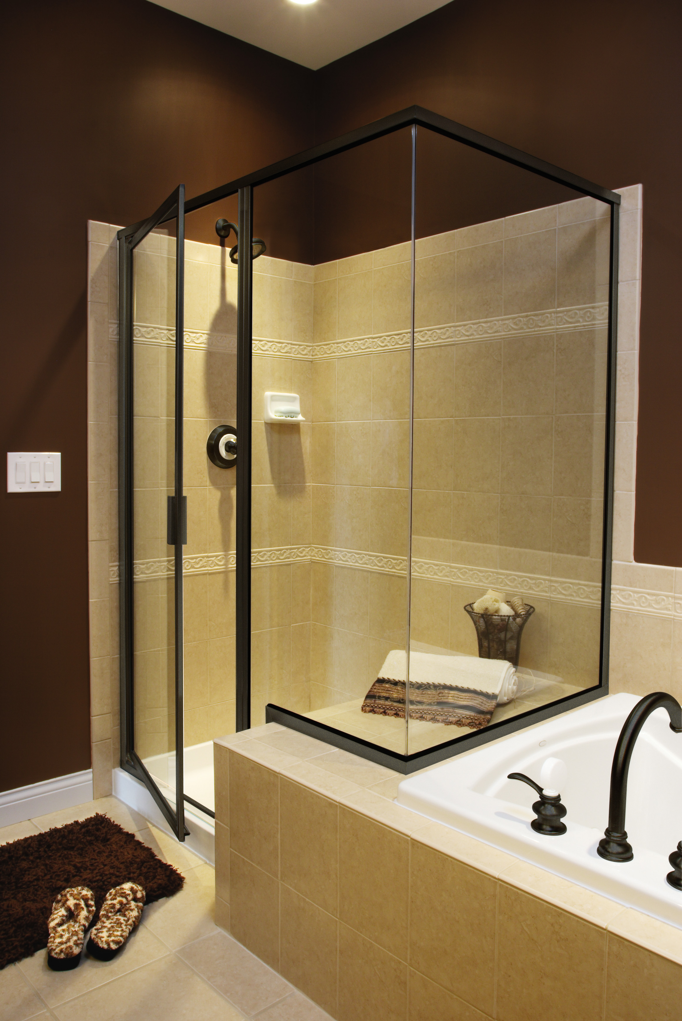 Perfect Tub Next To Shower Collection - Bathtubs For Small Bathrooms ...